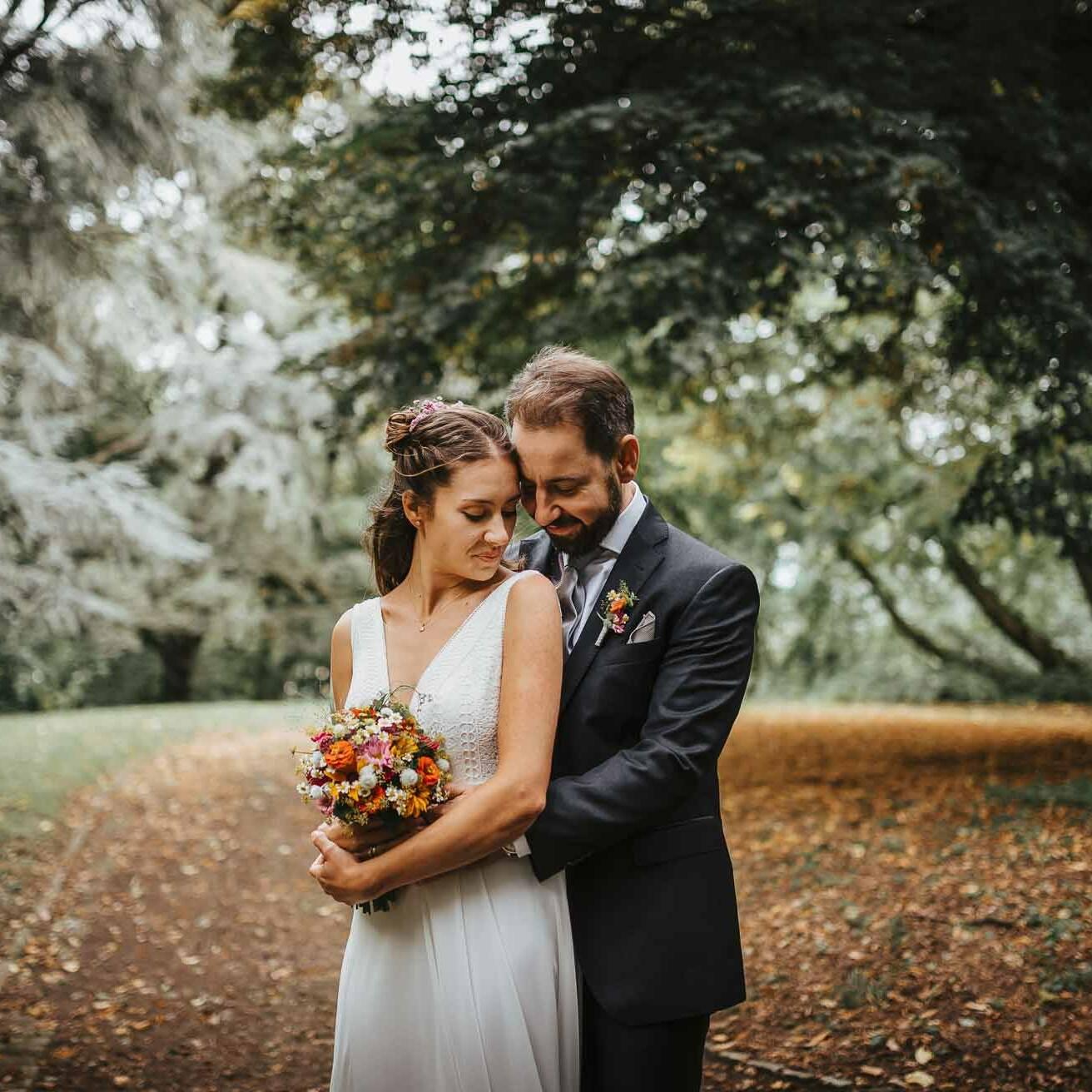 Hochzeitsreportage Paarshooting